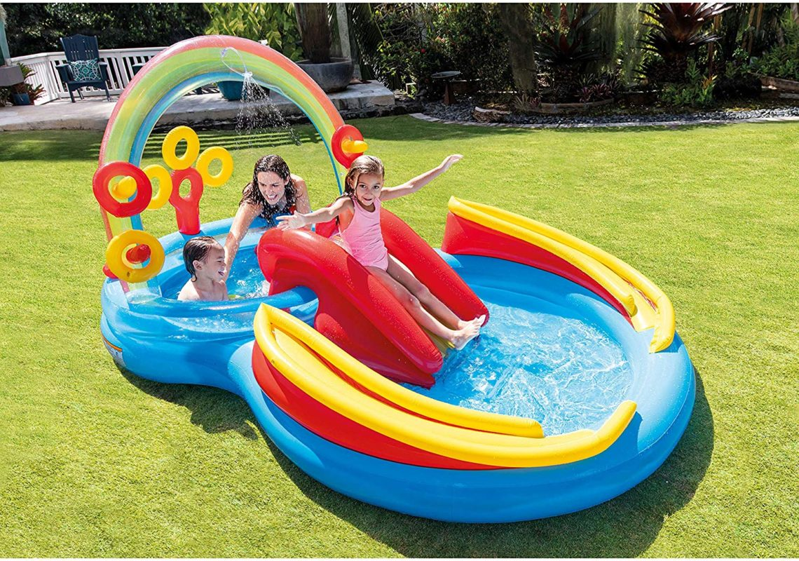 Guide d'achat meilleure aire de jeux gonflables pour enfant - Comparateur de prix test et avis commande