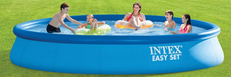 Piscine Intex hors-sol